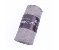 Трикотажный хлопковый шнур Cotton Filled 3 мм, цвет Бежевый меланж