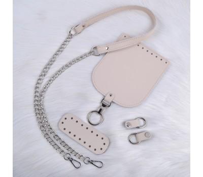 Комплект из Эко-кожи для мини-сумочки Amely
