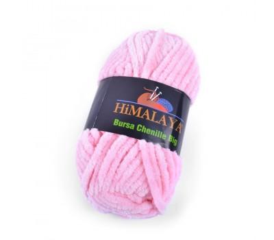 Пряжа велюровая Himalaya Dolphin Big цвет Розовый