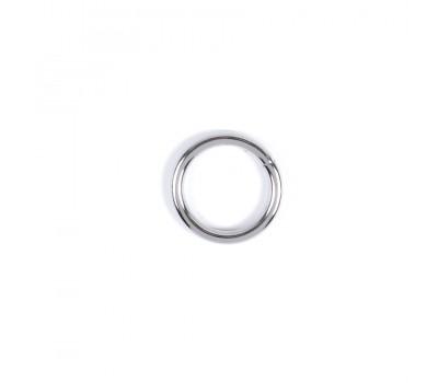 Кольцо сварное 4х25 мм. Никель