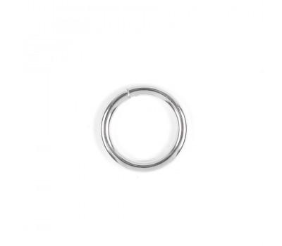 Кольцо сварное 5х30 мм. Никель