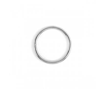 Кольцо сварное 5х40 мм. Никель
