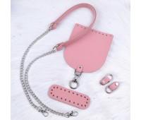 Комплект из натуральной кожи для мини-сумочки Amely