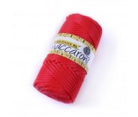 Полипропиленовый шнур PP Macrame XL 4 mm Красный