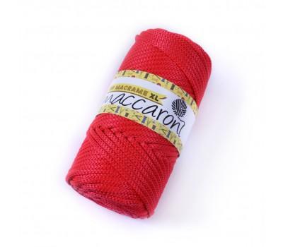 Трикотажный полипропиленовый шнур PP Macrame XL 4 mm Красный