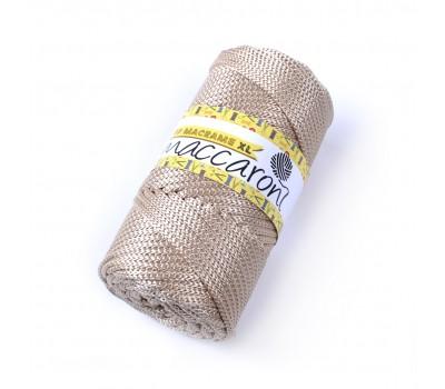 Трикотажный полипропиленовый шнур PP Macrame XL 4 mm Латте