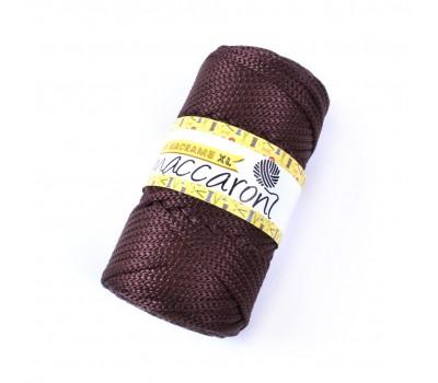 Полипропиленовый шнур PP Macrame XL 4 mm Шоколадный