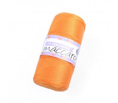 Полипропиленовый шнур PP Macrame 2-3мм. Апельсиновый