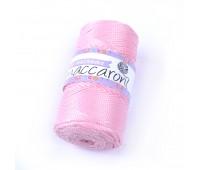 Полипропиленовый шнур PP Macrame 2-3мм. Светло-розовый