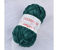 Пряжа велюровая Himalaya Dolphin Baby (Premium) цвет 331