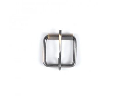 Пряжка металлическая  25мм Антик