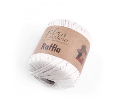 Рафия Fibranatura цвет Молочный 116-15