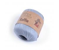 Рафия Fibranatura цвет Серый 116-11
