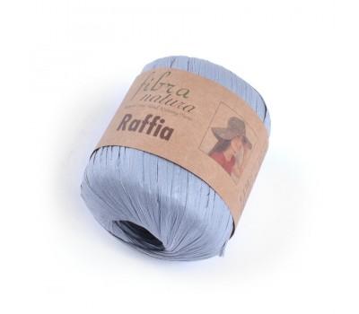 Рафия Fibranatura цвет Серый