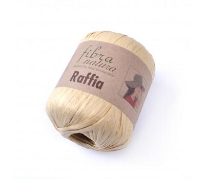 Рафия Fibranatura цвет Солома 116-02