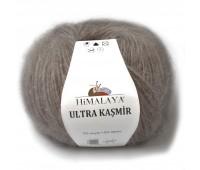 Пряжа Himalaya Ultra Kasmir Бежево-серый 56812