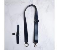 Набор из Эко-кожи для поясной сумочки