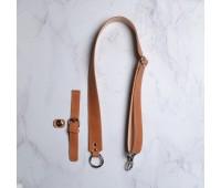 Набор из натуральной кожи для поясной сумочки