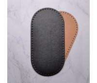 Дно для сумки из Эко-кожи кожи плотное 25×12см.