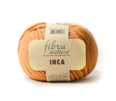 Пряжа  Fibranatura Inca цвет Тыквенный 43005