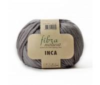 Пряжа  Fibranatura Inca цвет Серо-бежевый 43031
