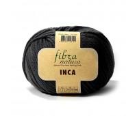 Пряжа  Fibranatura Inca цвет Черный 43037