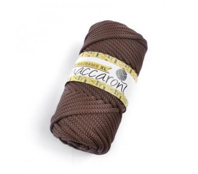 Полипропиленовый шнур PP Macrame XL 4 mm цвет Коричневый