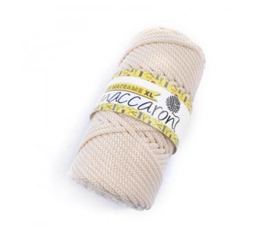 Полипропиленовый шнур PP Macrame XL 4 mm цвет Молочный