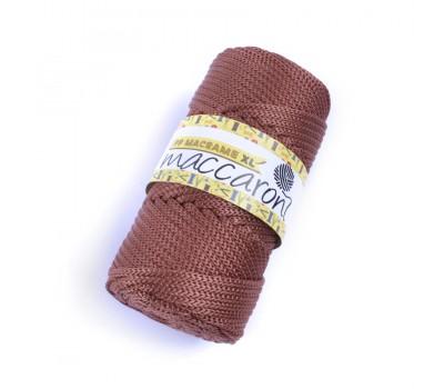 Полипропиленовый шнур PP Macrame XL 4 mm цвет Медный