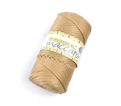 Полипропиленовый шнур PP Macrame XL 4 mm цвет Медовый