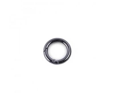 Кольцо карабин 5x19 мм. Черный никель