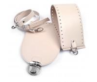 Набор из Эко-кожи для круглой сумочки