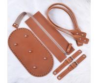 Комплект из натуральной кожи для летней сумки Summer