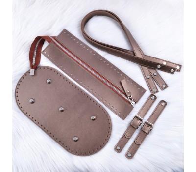 Комплект из Эко-кожи для летней сумки Summer